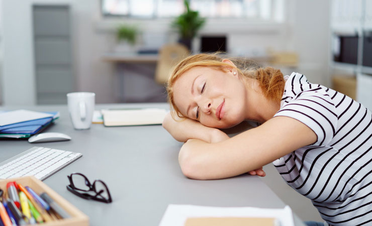 Ist Mittagsschlaf / Power-Napping sinnvoll?